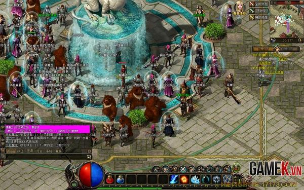 Long Giới Tranh Bá- Game 2D có bối cảnh Châu Âu 25