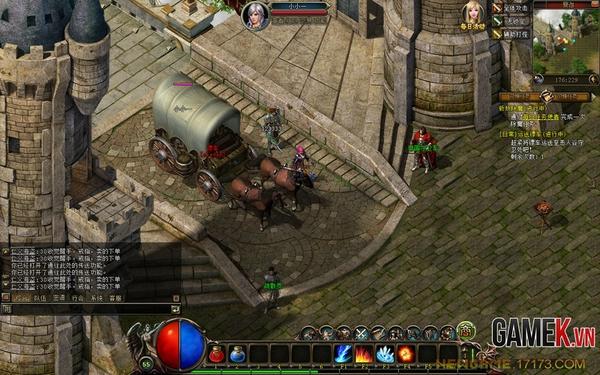 Long Giới Tranh Bá- Game 2D có bối cảnh Châu Âu 19