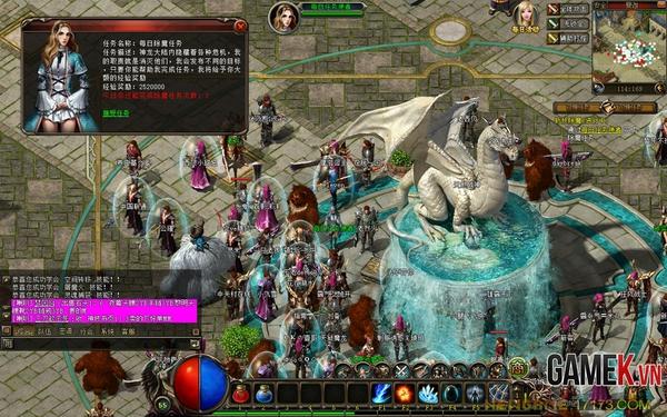 Long Giới Tranh Bá- Game 2D có bối cảnh Châu Âu 20