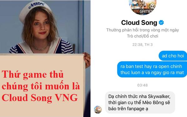 """MMORPG Chibi Cloud Song VNG sắp ra mắt: Game thủ phấn khích, tất cả đã sẵn sàng """"bung lụa"""""""