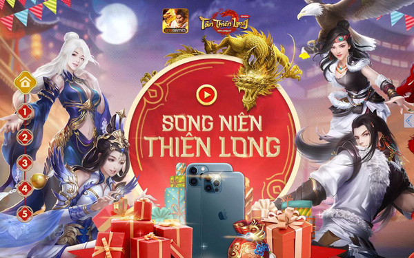 """VNG """"bạo chi"""" cho đại tiệc sinh nhật Tân Thiên Long Mobile - VNG"""