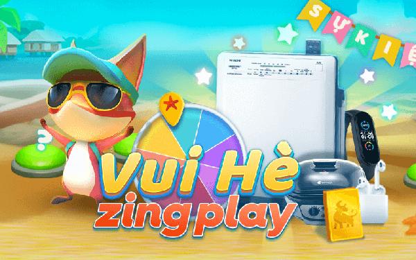 """""""Vui Hè ZingPlay"""" rinh ngay quà hot – Sân chơi tưng bừng của cộng đồng game thủ Việt"""