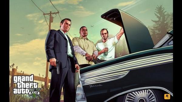 "Nvidia ""nhỡ mồm"" xác nhận GTA V PC 1"
