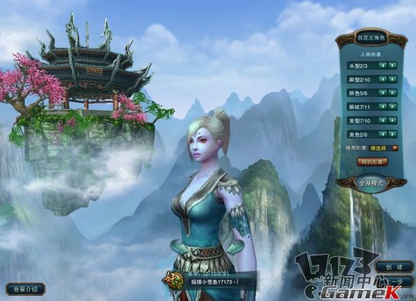 Top game online tiên hiệp đang hot trên thị trường 6