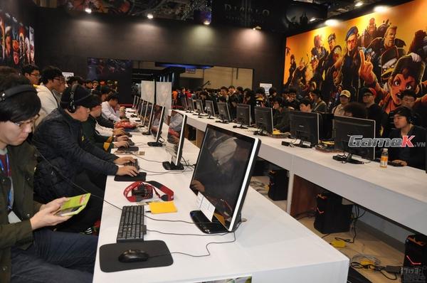 Bộ mặt ngành game Hàn Quốc trong năm 2013 2