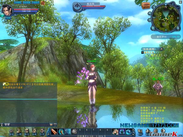Những game online mới đã hé lộ NPH tại Việt Nam 12