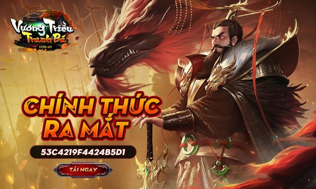 Vương Triều Tranh Bá - Game Mobile chiến thuật Tam Quốc hay ho sắp ra mắt game thủ Việt - Ảnh 1.