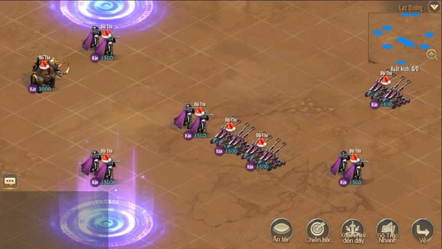 Vương Triều Tranh Bá - Game Mobile chiến thuật Tam Quốc hay ho sắp ra mắt game thủ Việt - Ảnh 2.