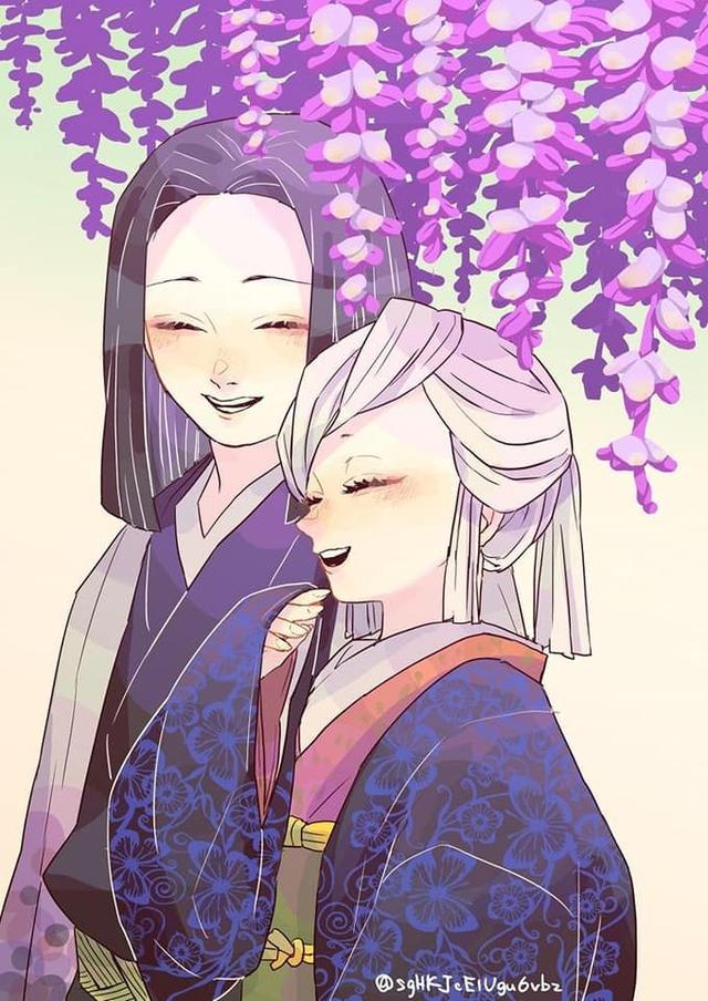 Thảnh thơi khi ngắm những khoảnh khắc bình yên hiếm hoi của các nhân vật trong Kimetsu no Yaiba - Ảnh 1.