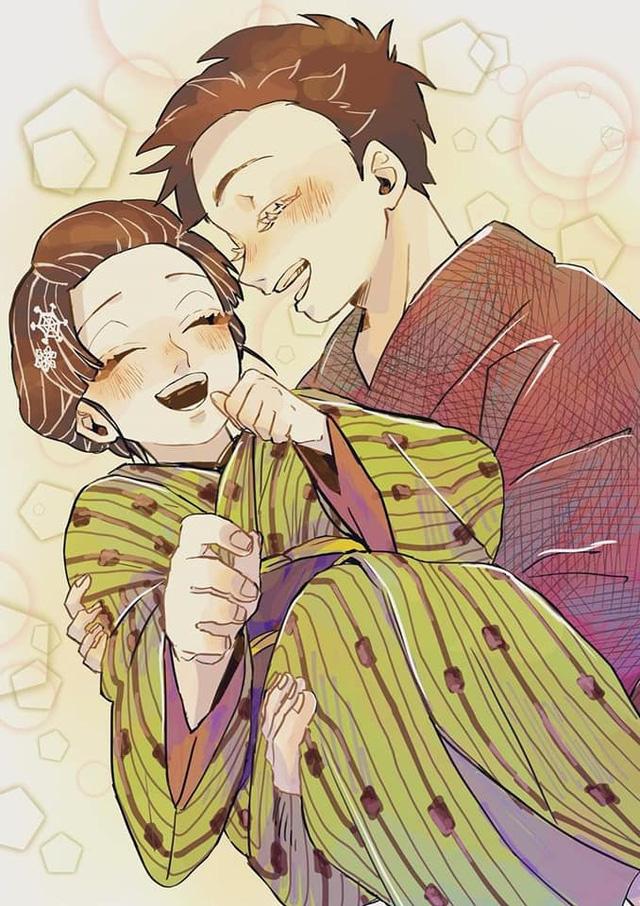 Thảnh thơi khi ngắm những khoảnh khắc bình yên hiếm hoi của các nhân vật trong Kimetsu no Yaiba - Ảnh 2.