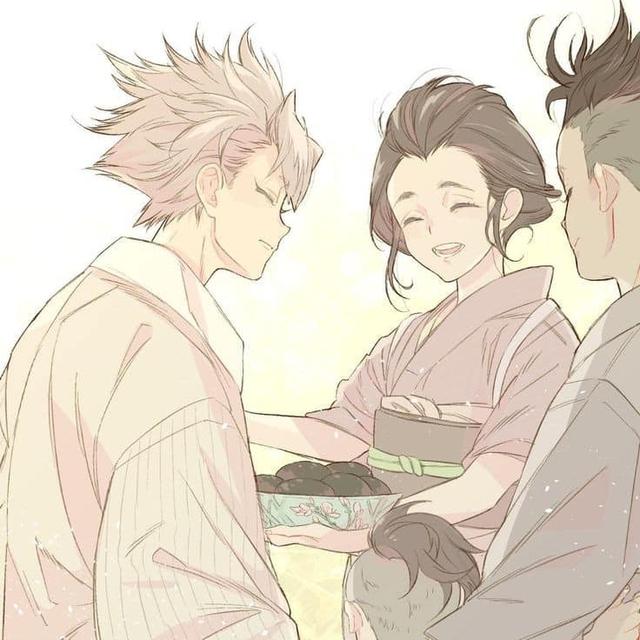 Thảnh thơi khi ngắm những khoảnh khắc bình yên hiếm hoi của các nhân vật trong Kimetsu no Yaiba - Ảnh 3.