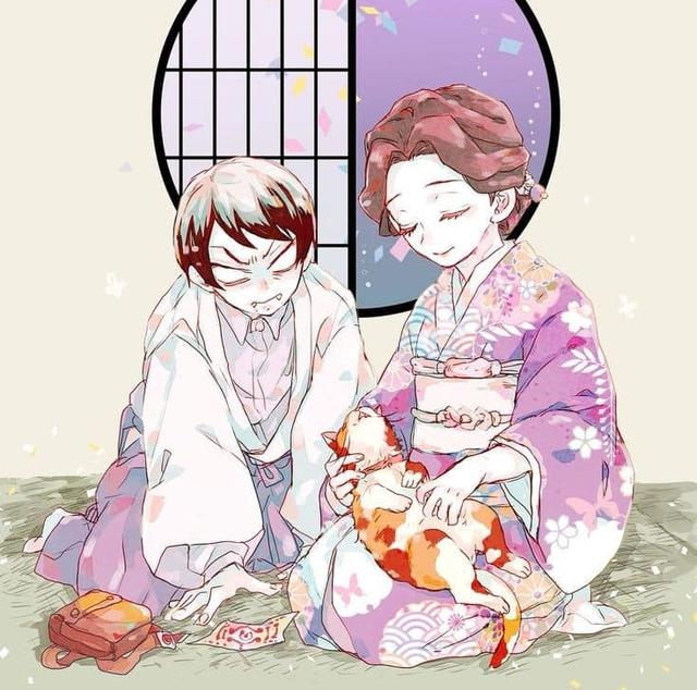 Thảnh thơi khi ngắm những khoảnh khắc bình yên hiếm hoi của các nhân vật trong Kimetsu no Yaiba - Ảnh 9.