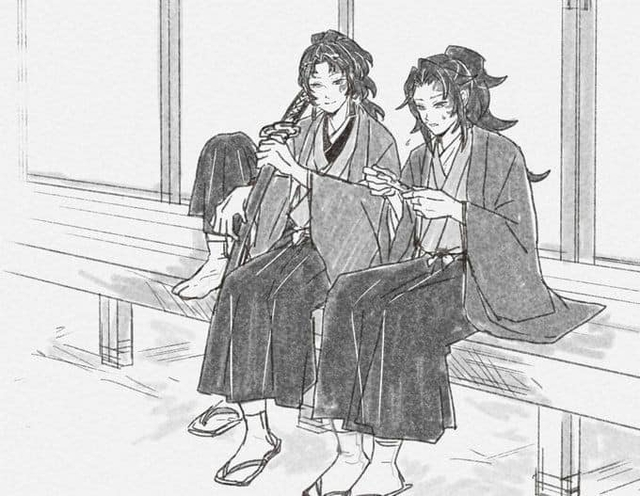 Thảnh thơi khi ngắm những khoảnh khắc bình yên hiếm hoi của các nhân vật trong Kimetsu no Yaiba - Ảnh 12.