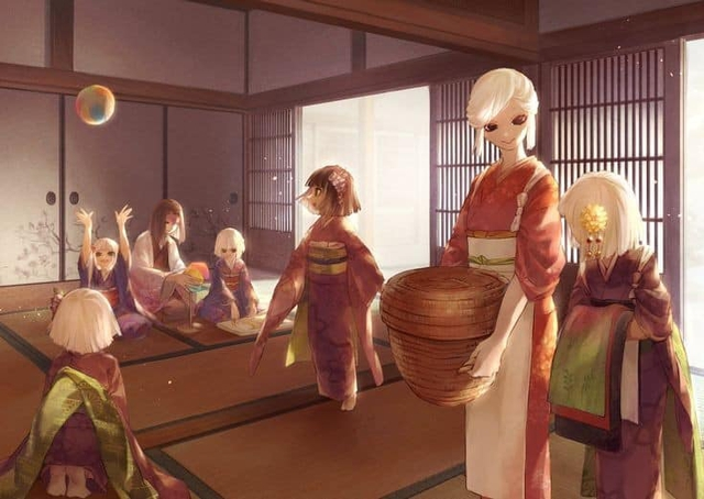 Thảnh thơi khi ngắm những khoảnh khắc bình yên hiếm hoi của các nhân vật trong Kimetsu no Yaiba - Ảnh 17.
