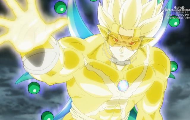 Sau Super Dragon Ball Heroes, Hearts trở thành 1 trong những nhân vật phản diện hấp dẫn nhất series - Ảnh 2.
