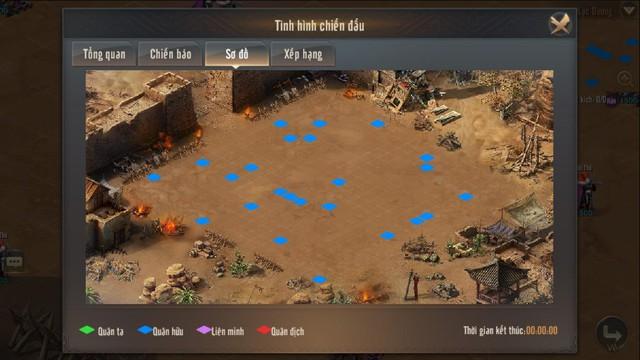 Vương Triều Tranh Bá - Game Mobile chiến thuật Tam Quốc hay ho sắp ra mắt game thủ Việt - Ảnh 4.