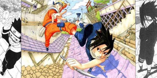 10 chi tiết ẩn trong thế giới nhẫn giả giúp fan nhận ra phong cách nghệ thuật của 'cha đẻ' Naruto - Ảnh 3.