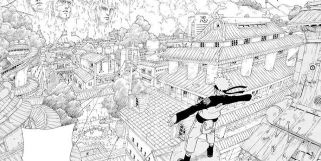 10 chi tiết ẩn trong thế giới nhẫn giả giúp fan nhận ra phong cách nghệ thuật của 'cha đẻ' Naruto - Ảnh 8.