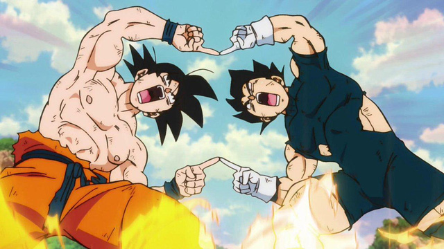 Dragon Ball: Majin Buu với Satan và những sự kết hợp quái đản nhất trong thế giới Bi Rồng chỉ các fan mới có thể nghĩ ra - Ảnh 1.
