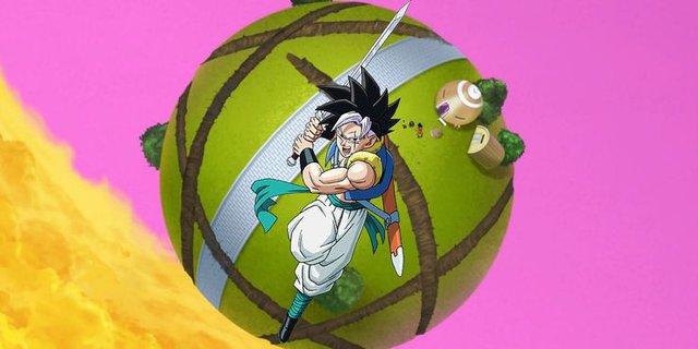 Dragon Ball: Majin Buu với Satan và những sự kết hợp quái đản nhất trong thế giới Bi Rồng chỉ các fan mới có thể nghĩ ra - Ảnh 4.