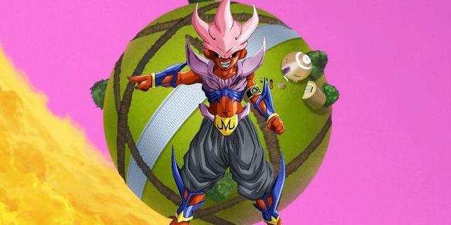 Dragon Ball: Majin Buu với Satan và những sự kết hợp quái đản nhất trong thế giới Bi Rồng chỉ các fan mới có thể nghĩ ra - Ảnh 9.
