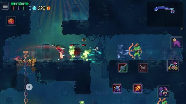 """Lộ thời điểm Dead Cells: Siêu phẩm chặt chém được so sánh với Dark Souls bởi độ khó đến mức """"điên dại"""" chính thức bung lụa trên Android - Ảnh 3."""