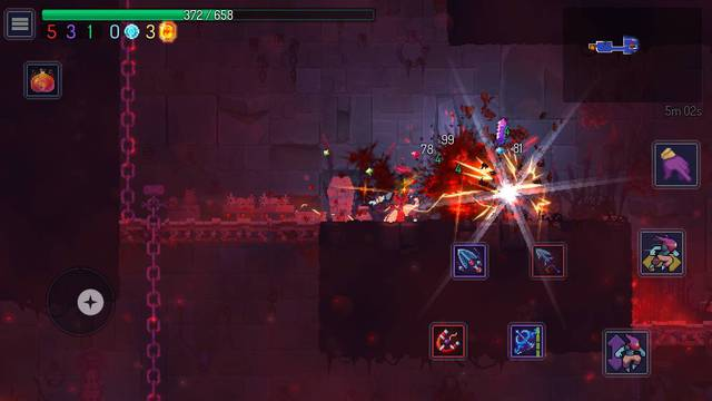 """Lộ thời điểm Dead Cells: Siêu phẩm chặt chém được so sánh với Dark Souls bởi độ khó đến mức """"điên dại"""" chính thức bung lụa trên Android - Ảnh 2."""