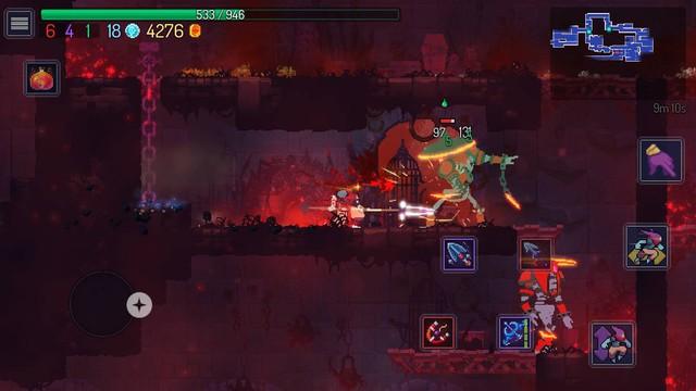 """Lộ thời điểm Dead Cells: Siêu phẩm chặt chém được so sánh với Dark Souls bởi độ khó đến mức """"điên dại"""" chính thức bung lụa trên Android - Ảnh 4."""