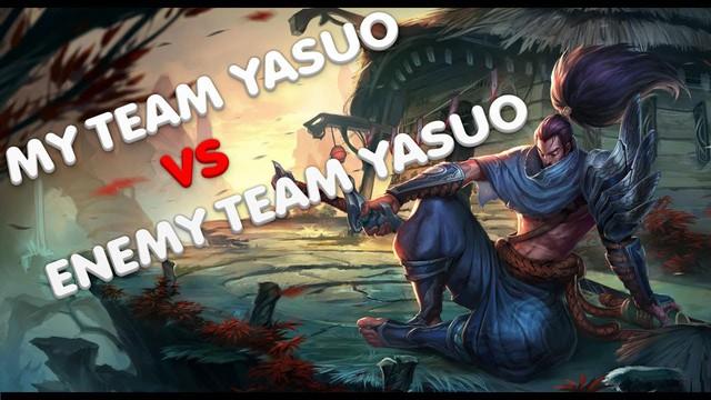 Funfact: Riot Games phải đặt biệt danh cho máy chủ Việt Nam vì playrate Yasuo của chúng ta quá cao - Ảnh 4.