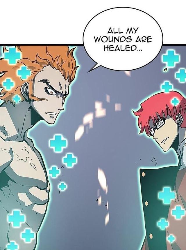 Solo Leveling chương 101: Sung Jin Woo xuất hiện cực ngầu, trực tiếp đối đầu với Kiến Vương - Ảnh 6.