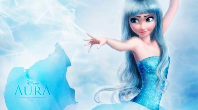 Chiêm ngưỡng những phiên bản cực độc của Nữ hoàng băng giá Elsa khiến ai cũng phải mê mẩn - Ảnh 11.