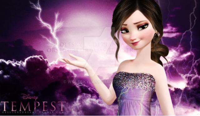 Chiêm ngưỡng những phiên bản cực độc của Nữ hoàng băng giá Elsa khiến ai cũng phải mê mẩn - Ảnh 7.