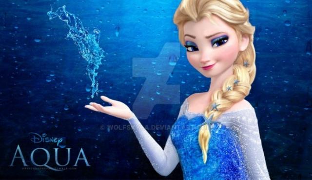 Chiêm ngưỡng những phiên bản cực độc của Nữ hoàng băng giá Elsa khiến ai cũng phải mê mẩn - Ảnh 8.