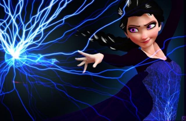 Chiêm ngưỡng những phiên bản cực độc của Nữ hoàng băng giá Elsa khiến ai cũng phải mê mẩn - Ảnh 9.