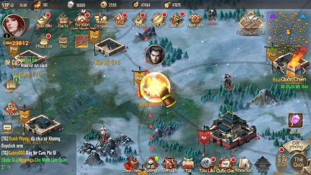 Trải nghiệm Vương Triều Tranh Bá mới cập bến Việt Nam: Game chiến thuật đỉnh cao - Ảnh 3.