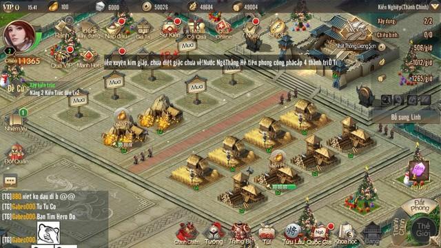 Trải nghiệm Vương Triều Tranh Bá mới cập bến Việt Nam: Game chiến thuật đỉnh cao - Ảnh 4.