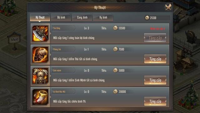 Trải nghiệm Vương Triều Tranh Bá mới cập bến Việt Nam: Game chiến thuật đỉnh cao - Ảnh 5.