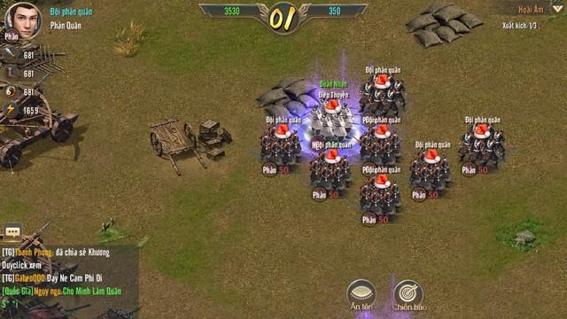 Trải nghiệm Vương Triều Tranh Bá mới cập bến Việt Nam: Game chiến thuật đỉnh cao - Ảnh 7.