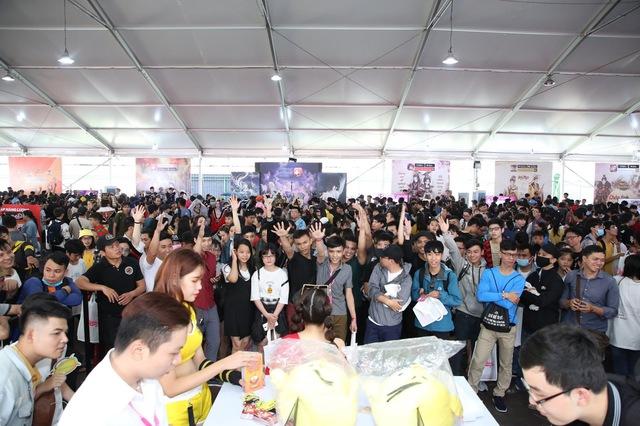 """""""Biển người"""" tham gia Đại hội 360mobi 2020: Thiết lập kỷ lục một trong những sự kiện game đông nhất Việt Nam từ trước đến nay - Ảnh 3."""