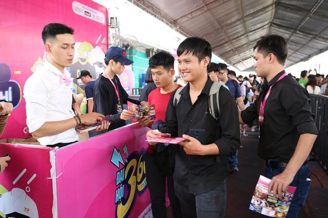 """""""Biển người"""" tham gia Đại hội 360mobi 2020: Thiết lập kỷ lục một trong những sự kiện game đông nhất Việt Nam từ trước đến nay - Ảnh 11."""