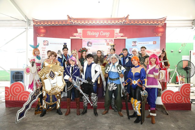 """""""Biển người"""" tham gia Đại hội 360mobi 2020: Thiết lập kỷ lục một trong những sự kiện game đông nhất Việt Nam từ trước đến nay - Ảnh 12."""