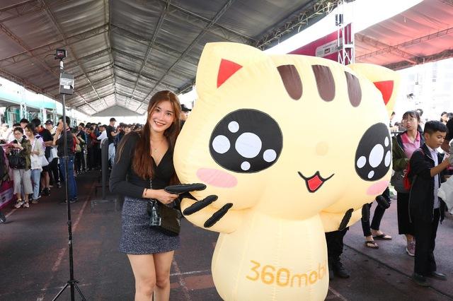"""""""Biển người"""" tham gia Đại hội 360mobi 2020: Thiết lập kỷ lục một trong những sự kiện game đông nhất Việt Nam từ trước đến nay - Ảnh 13."""