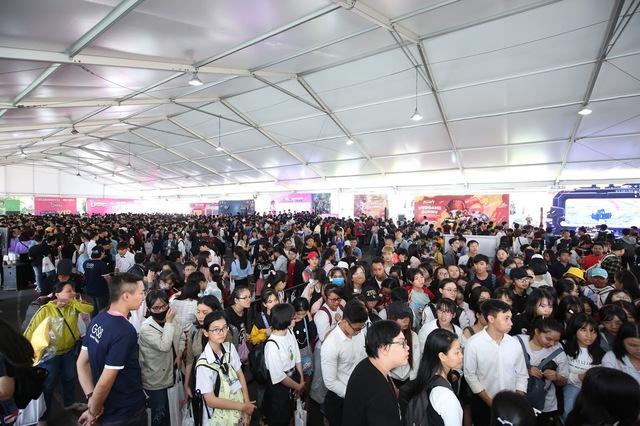 """""""Biển người"""" tham gia Đại hội 360mobi 2020: Thiết lập kỷ lục một trong những sự kiện game đông nhất Việt Nam từ trước đến nay - Ảnh 14."""