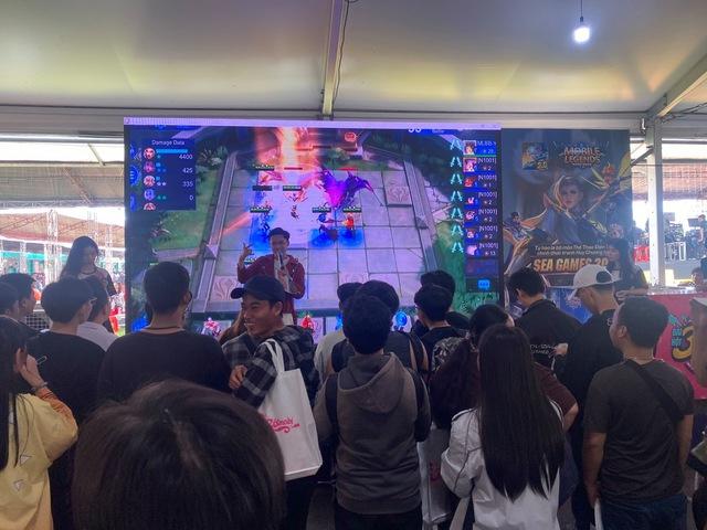 """""""Biển người"""" tham gia Đại hội 360mobi 2020: Thiết lập kỷ lục một trong những sự kiện game đông nhất Việt Nam từ trước đến nay - Ảnh 6."""