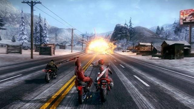 Đánh giá Road Redemption - Game đua xe đánh nhau huyền thoại một thời - Ảnh 1.