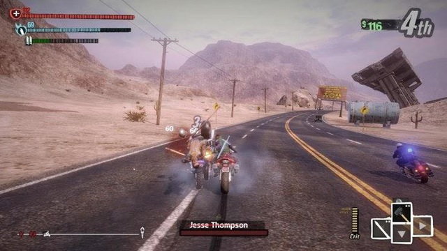 Đánh giá Road Redemption - Game đua xe đánh nhau huyền thoại một thời - Ảnh 4.