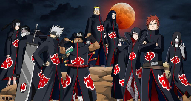 Naruto: Một thành viên của tổ chức khủng bố Akatsuki có mối liên hệ mật thiết với người máy Gundam - Ảnh 1.
