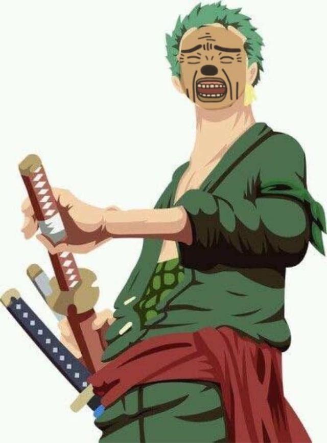 One Piece: Thánh lạc đường Zoro trở thành chủ đề hot khi nhờ cư dân mạng vẽ mặt và nhận về cái kết cực đắng - Ảnh 10.