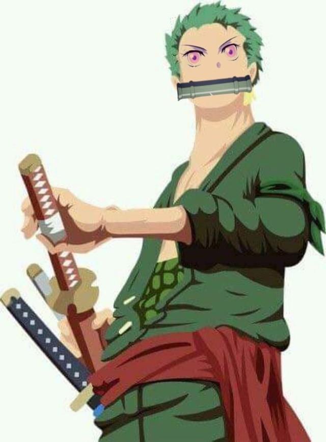 One Piece: Thánh lạc đường Zoro trở thành chủ đề hot khi nhờ cư dân mạng vẽ mặt và nhận về cái kết cực đắng - Ảnh 12.