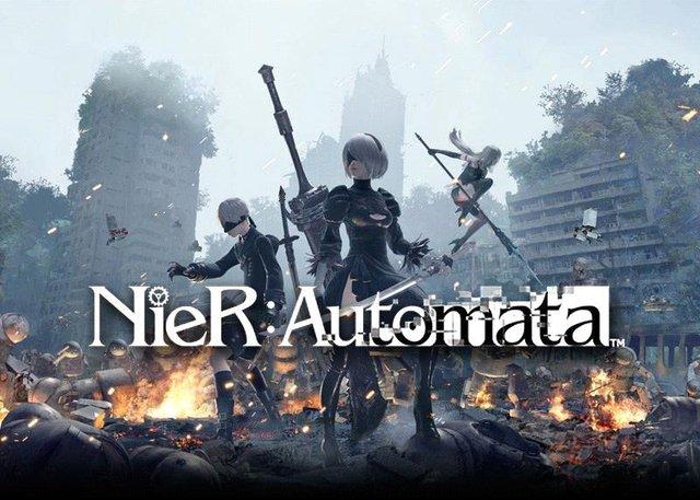 Nier: Automata sắp có bản mobile, game thủ tha hồ ngắm 2B mọi lúc, mọi nơi - Ảnh 3.